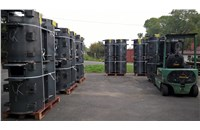 Electric Generators - prepared for delivery